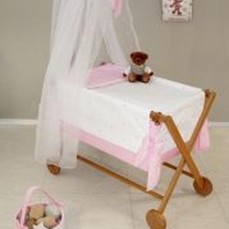 Minicuna: Catálogo de La Estrella del Bebé