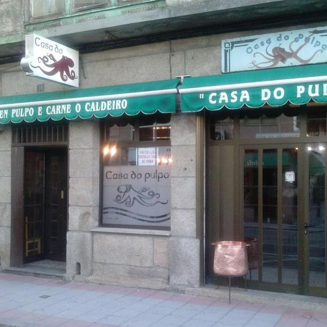 Más de 75 años siendo un referente en la cocina gallega