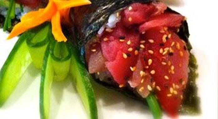 Temaki: Carta de Restaurante SushiMex