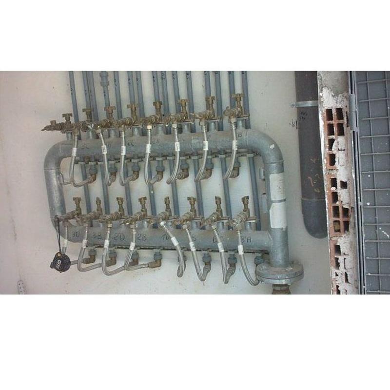 Fontanería: Servicios de Instalaciones Térmicas Controladas