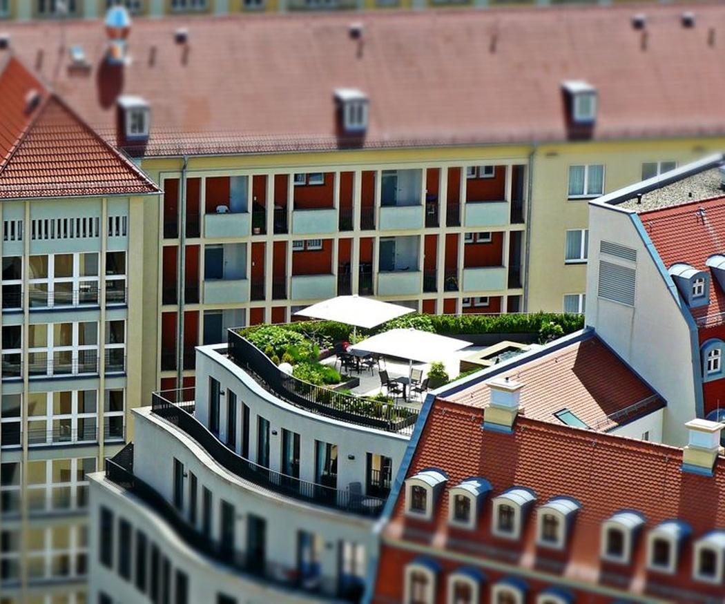 Ley de propiedad horizontal: azoteas y terrazas