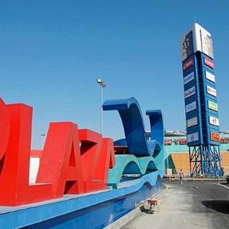 """Poligono """" Plaza """", dos oficinas en venta con inquilino: Inmuebles de Fincas Goya"""