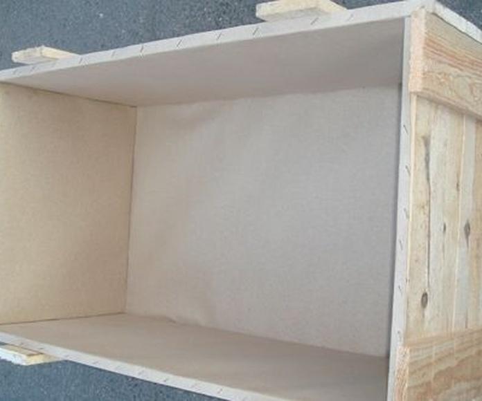 Cajones: Catálogo de Madera Cepa, C.B.