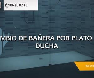 Reformas de baños en Pontevedra | Mámparas Rías Baixas