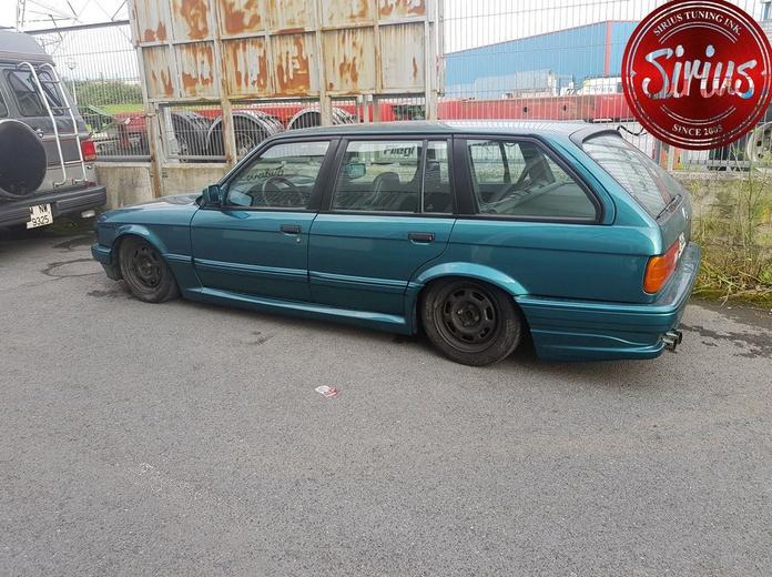 BMW E30 - Powerflex