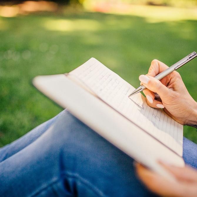 Meditación y escritura como métodos de sanación
