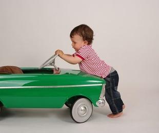 La seguridad de los pequeños en los coches de alquiler