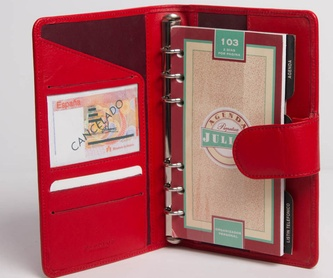 CARTERA DE CABALLERO A-01015: Catálogo de M.G. Piel