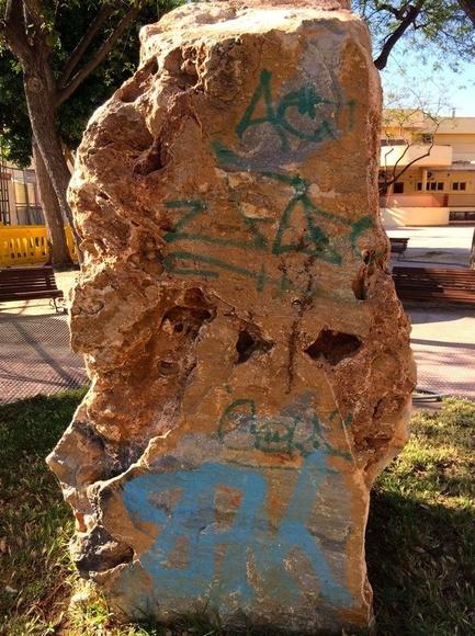 Eliminar graffitis: Servicios  de Pulimentos Velasco