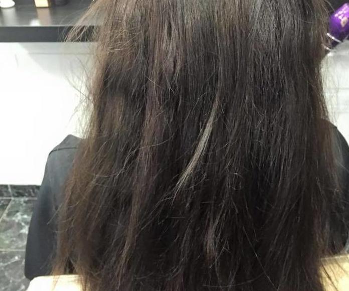 Otros tratamientos capilares: Peluquería y Estética de Salón de Belleza Unisex Pasarela