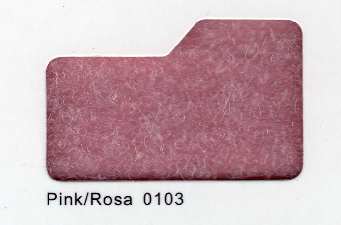 Cinta de cierre Velcro-Veraco 38mm Rosa 0103 (Gancho).