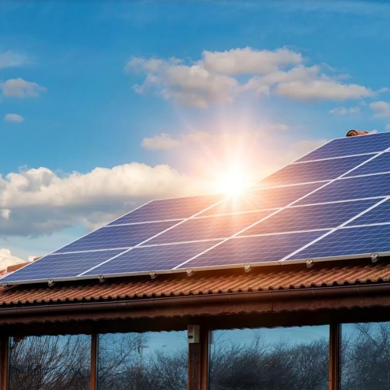 instalación de energía solar térmica en Ibiza