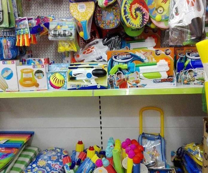 juguetes de agua para la playa o piscina