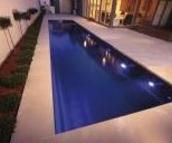 Fast lane pool