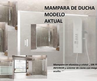Galería de Mamparas de baño en San Cristóbal de La Laguna | MAMPARAS WAJAL