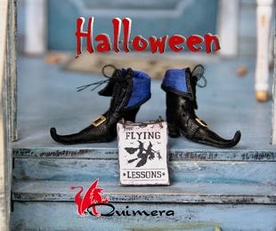 Halloween en Quimera