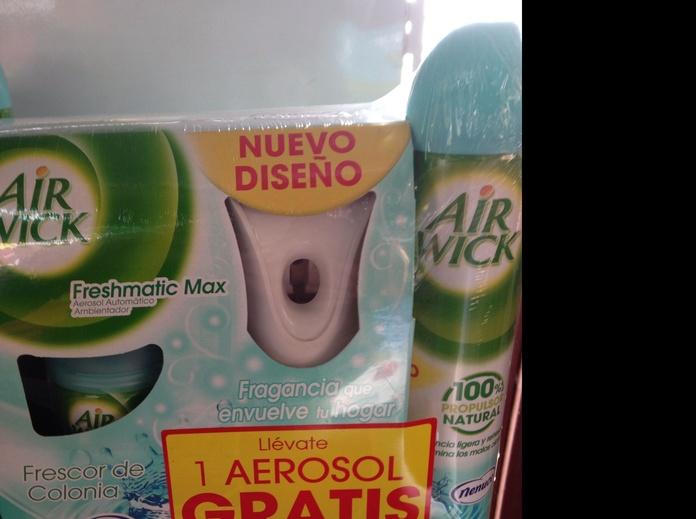 Air wick pack