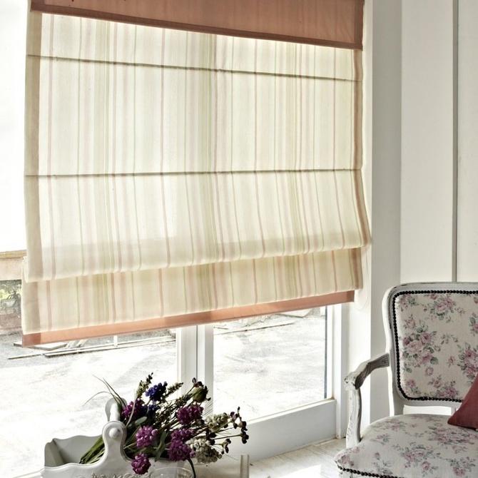 Ventajas de las cortinas enrrollables