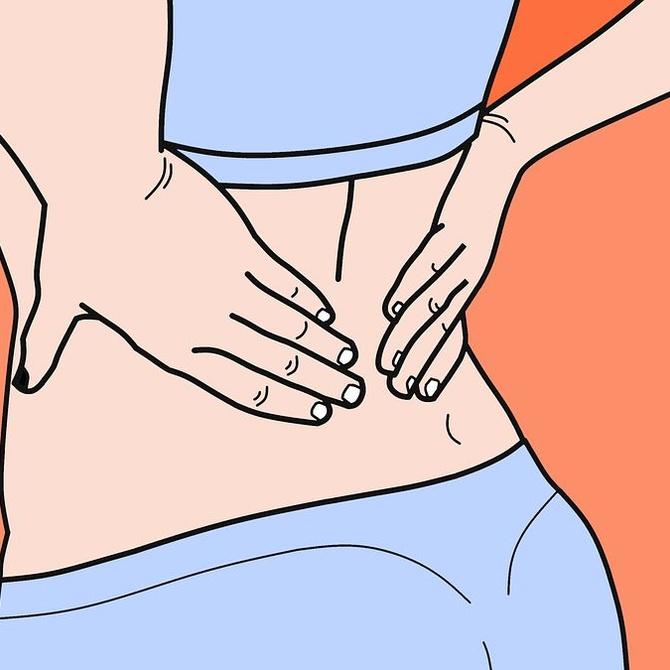 ¿Hay relación entre el colchón y el dolor de espalda?