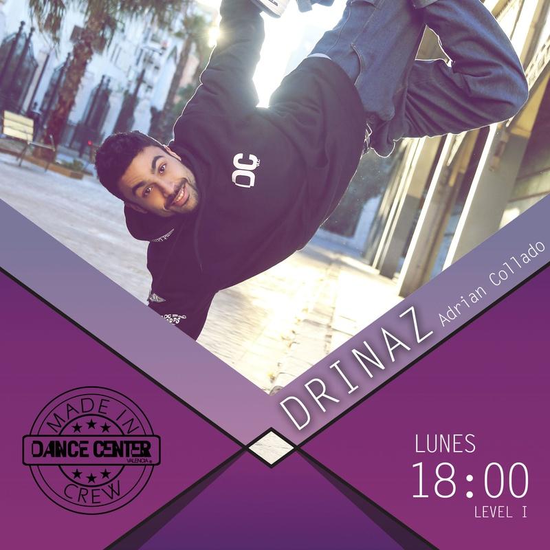 Clases de Break Dance en Valencia: Clases y Campamentos de Dance Center Valencia