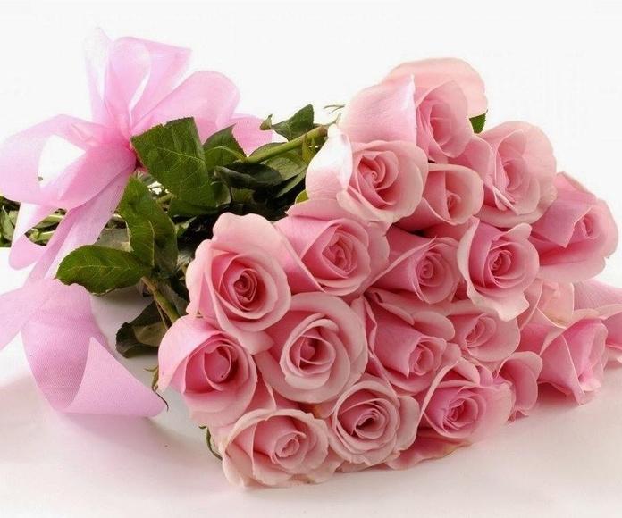 El 15% de las mujeres americanas se regalan flores en San Valentin