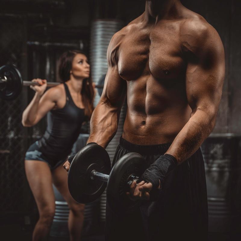 Aumento masa muscular: Servicios de Rubén Team Fit