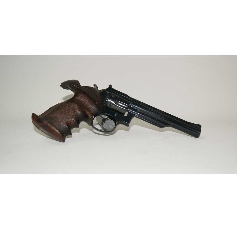 Revolver Llama Comanche I Ref: 8007: Armas segunda mano de Armería Muñoz