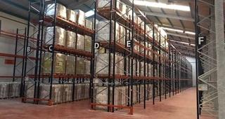 Empresa especializada en el almacenamiento de mercancías