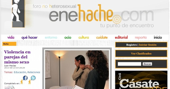 Artículos psicología, psicoterapia y terapia sexual - Juan Macías