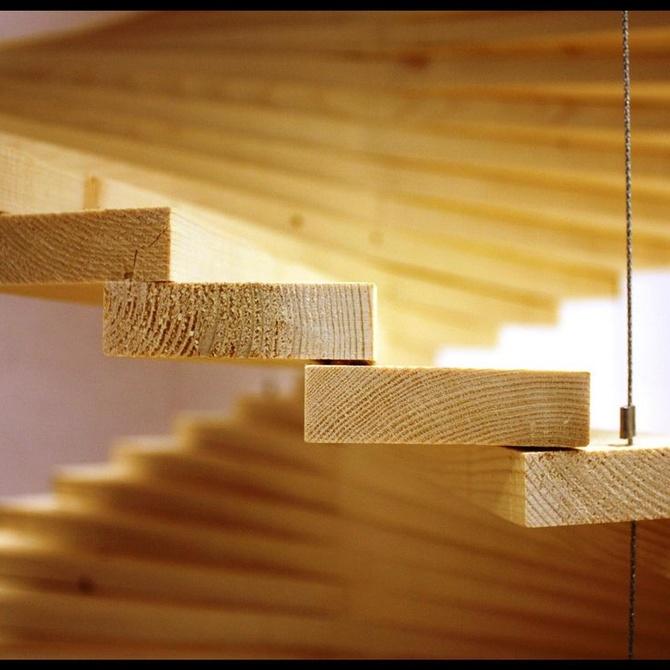 La madera como protagonista de la decoración
