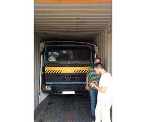 Envío de contenedores Paraguay España
