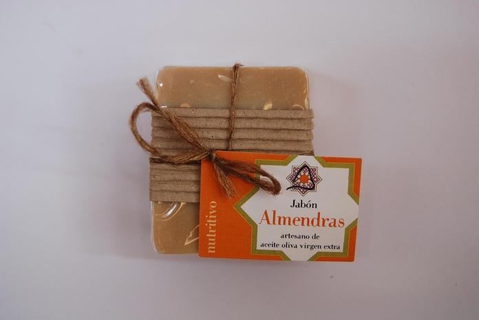 Jabón artesano de almendras: Productos de Arahí