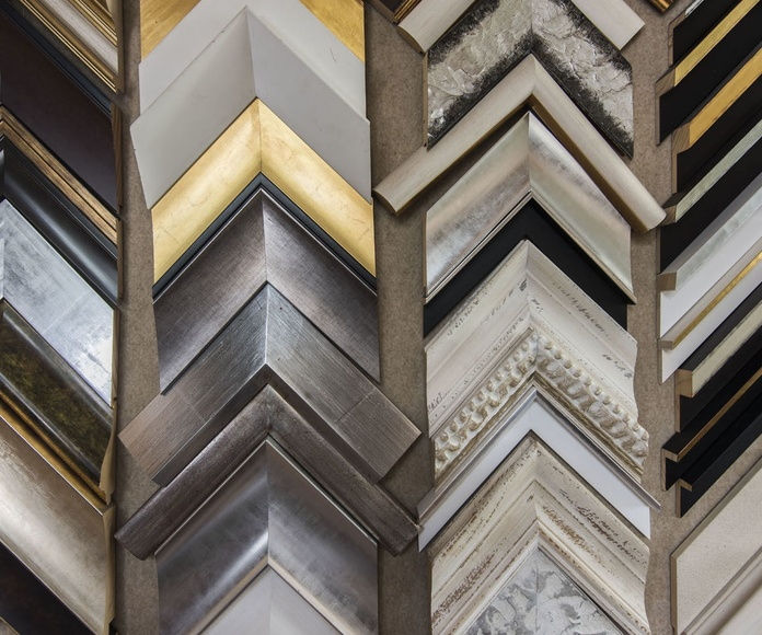 Taller: Galería de Taller de marcos y cuadros VALLE