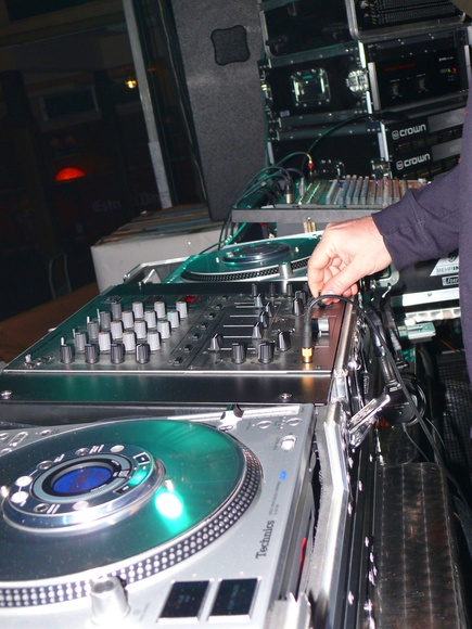 control dj