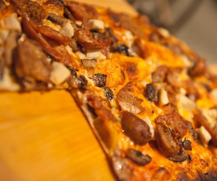 Pizzas: Catálogo de Restaurante Don Leone