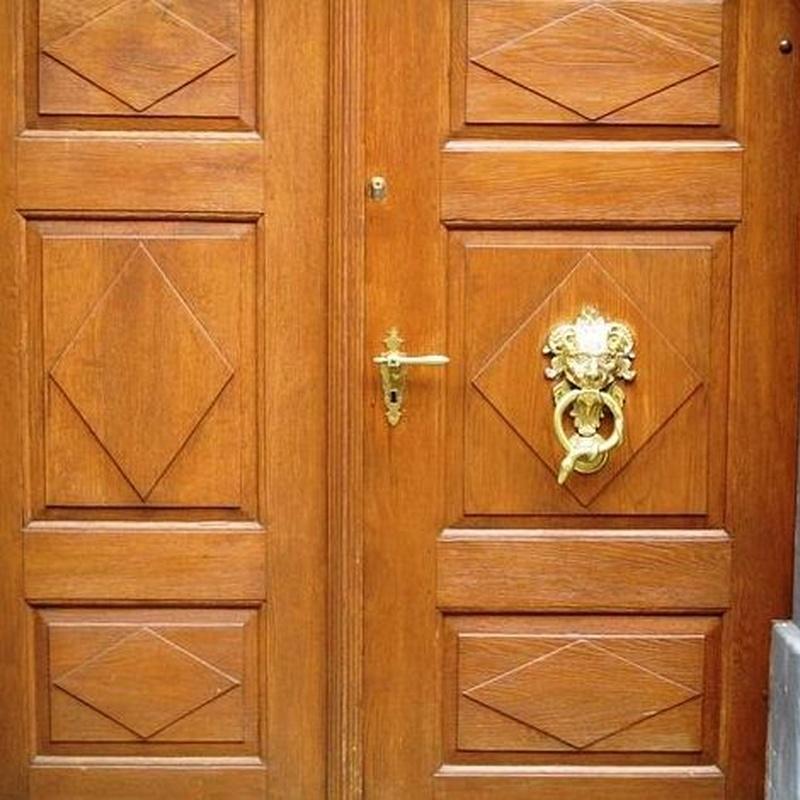 Puertas blindadas: Servicios de Peymi