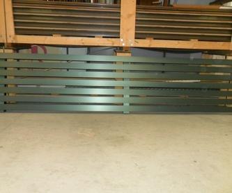 Armarios de aluminio : Productos y servicios de IndusPHal
