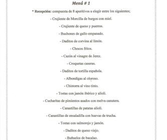 SERVICIO DE PORTES: Catálogo de Jedal Alquileres