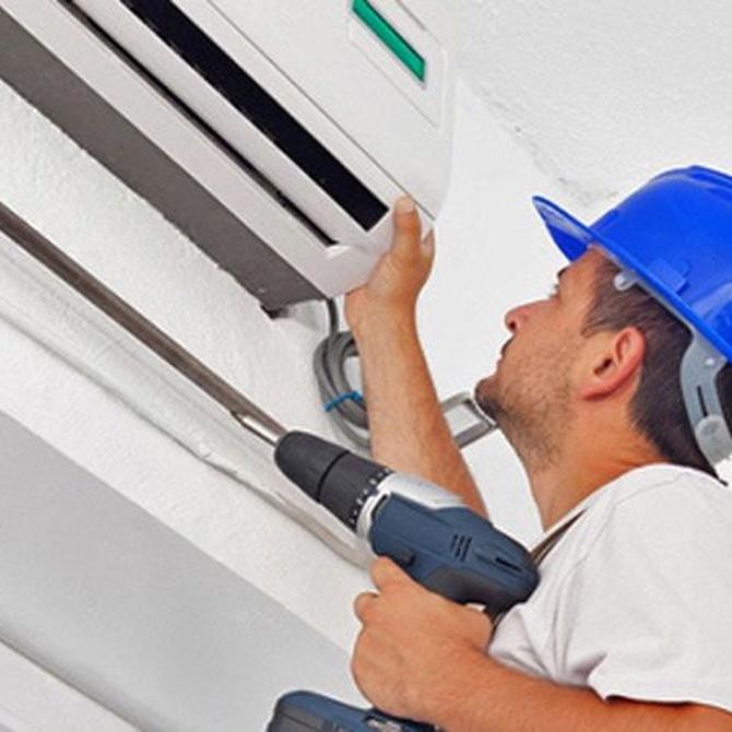 Ventajas del aire acondicionado por conductos