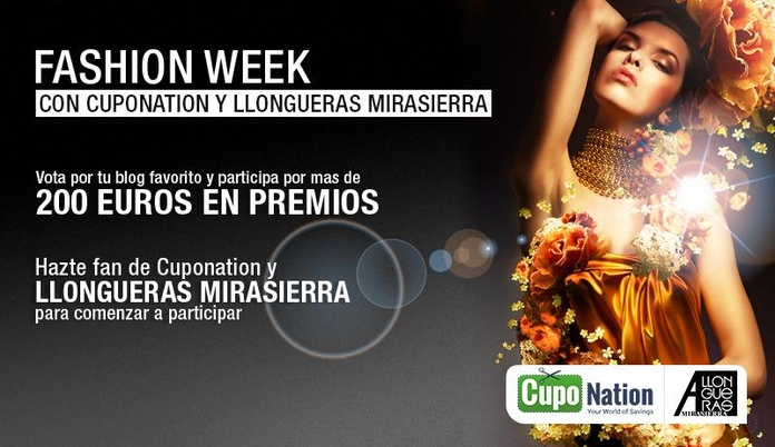 Premios Blogger Fashion Week: BLOG de LLONGUERAS MIRASIERRA