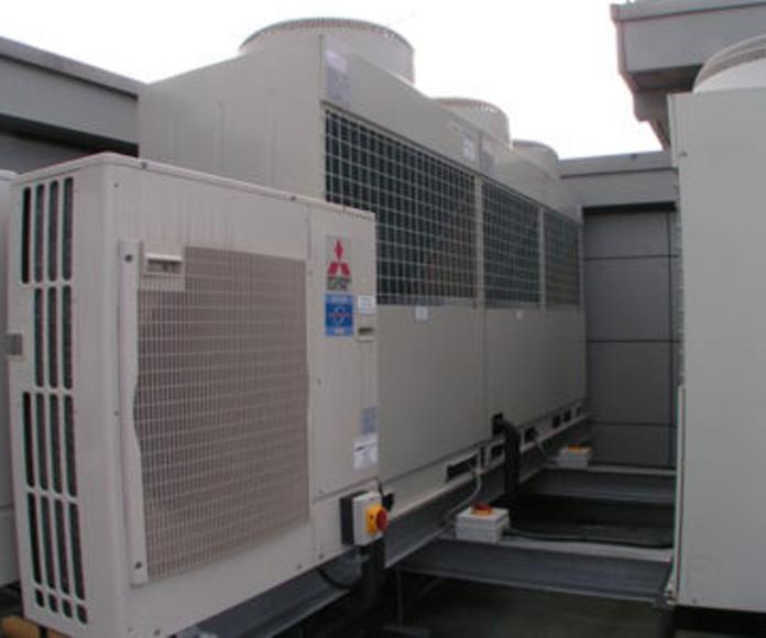 Certificados de calidad : Servicios de Megafrío Climatización