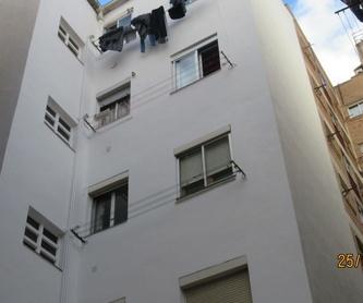Colocación de mallas y pinchos anti aves: Servicios de K-2 Trabajos Verticales