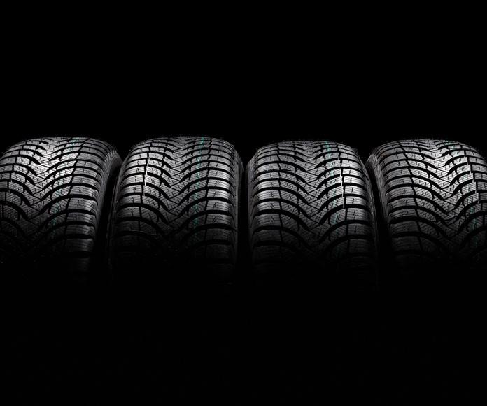 Neumáticos: Servicios de Exportación Getafe