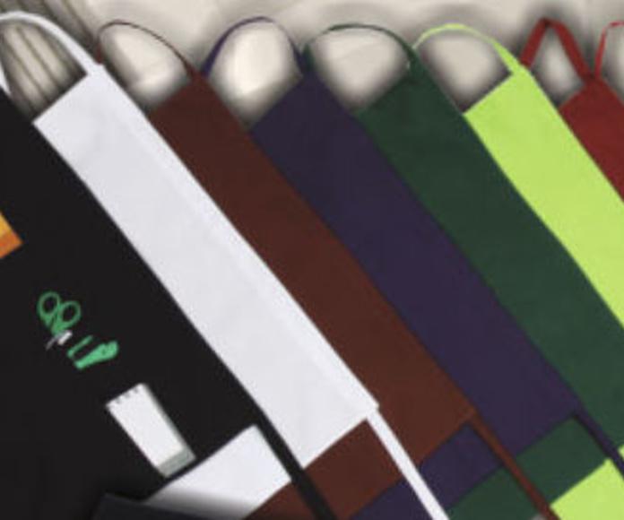 Varios: Catálogo de productos de Confecciones J. García