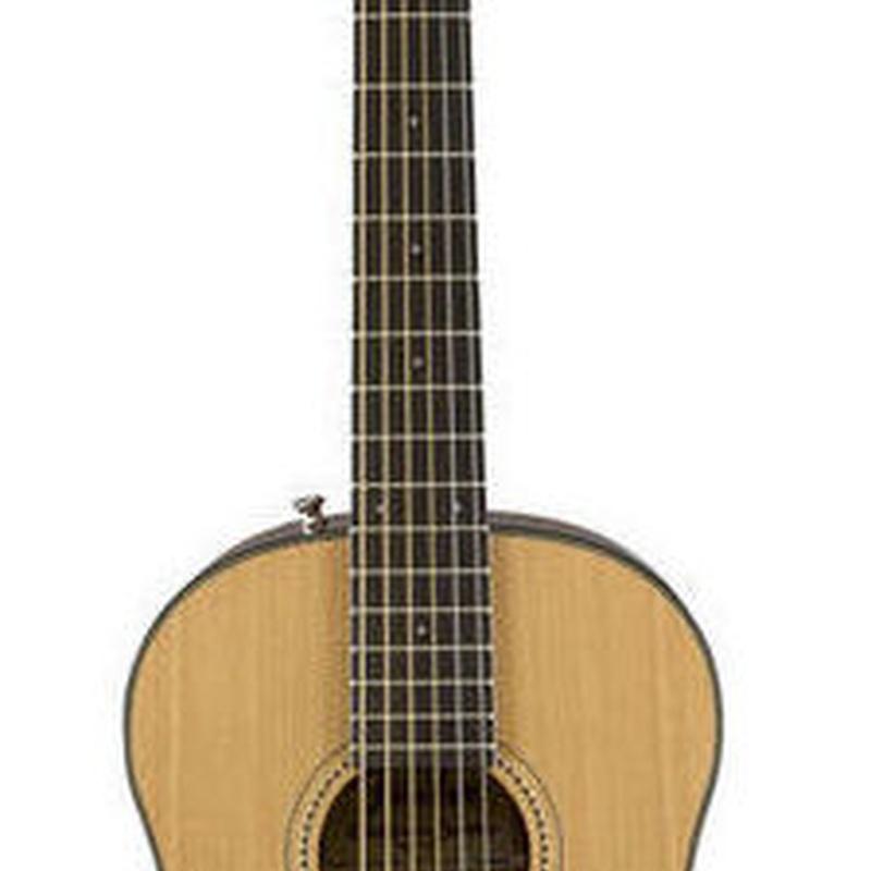 Guitarra acústica 3/4 Fender Sonoran MIni. Decibelios Playa Honda Lanzarote
