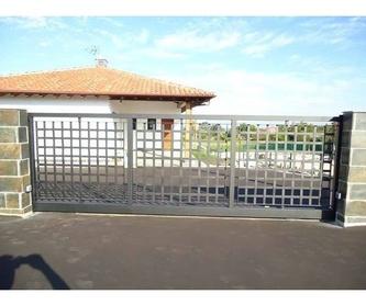 Puertas Cortafuegos: Catálogo de Montero Automatismos y Cierres