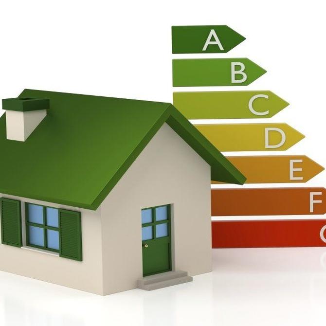 Escayola y eficiencia energética