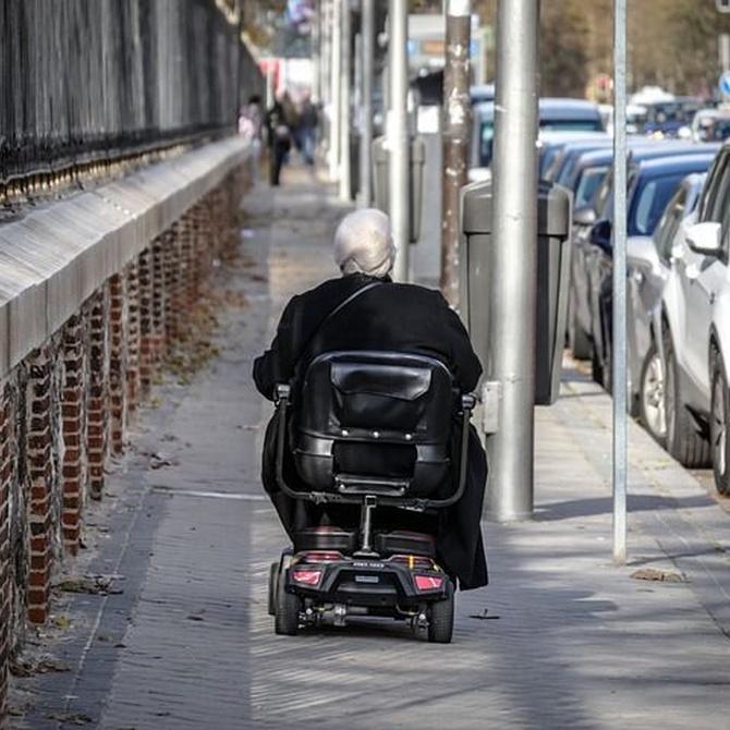 Cómo elegir la silla de ruedas