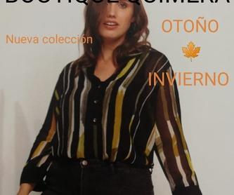 Nueva temporada Otoño-Invierno: Rebajas Invierno de Boutique Quimera