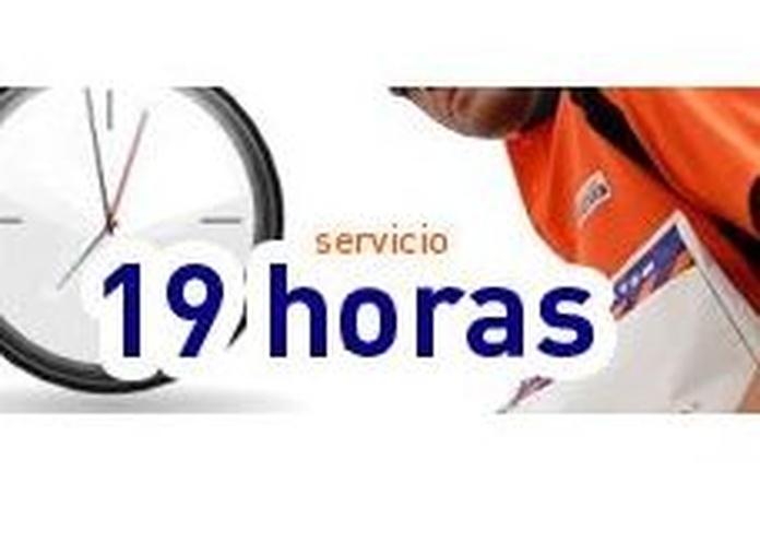 Envío nacional 19H hasta 10 Kg: Servicios de Tourline Express Porriño